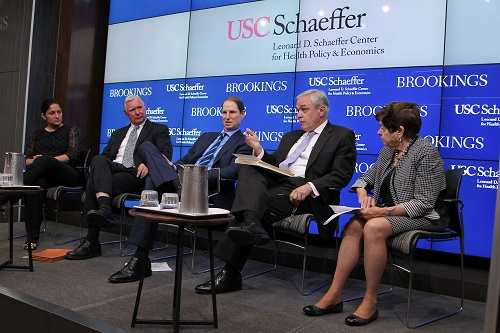 Medicare Reforms Needed on Chronic Care, says Sen. Wyden at USC Schaeffer Center – Brookings Event