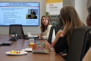 Summer Health Policy Internship Program – USC Schaeffer