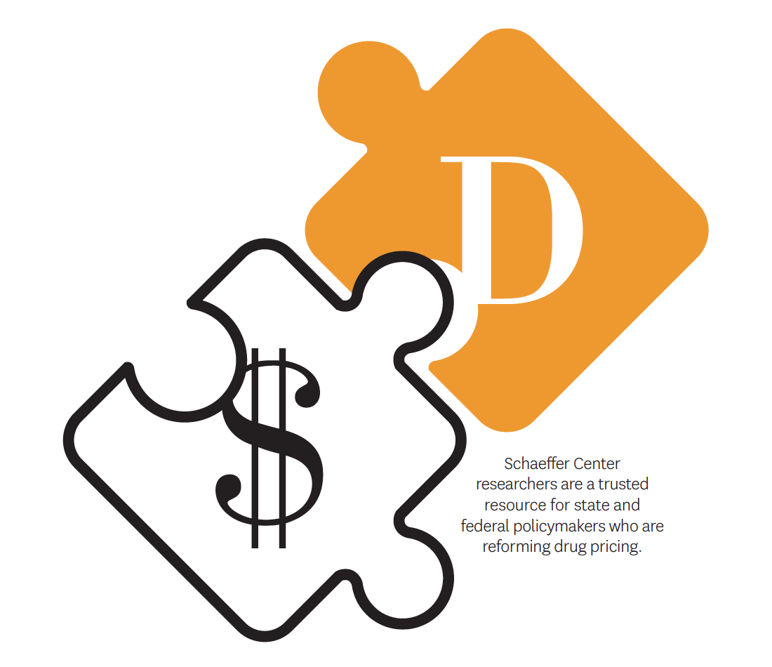 Schaeffer Center researchers are a trusted resource for state and federal policymakers who are reforming drug pricing.