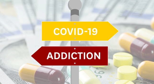 The Intersection of Two Pandemics: COVID-19 and Addiction – USC Schaeffer
